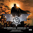 DJ Emir Batman Mixtape Cover Design